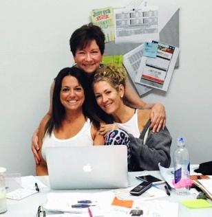 Stacey Klaiman & Barbra Weisberg, RubeeCouture.com